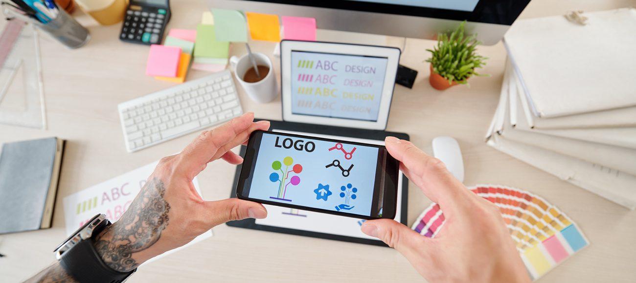 Aplicaciones para crear un logo