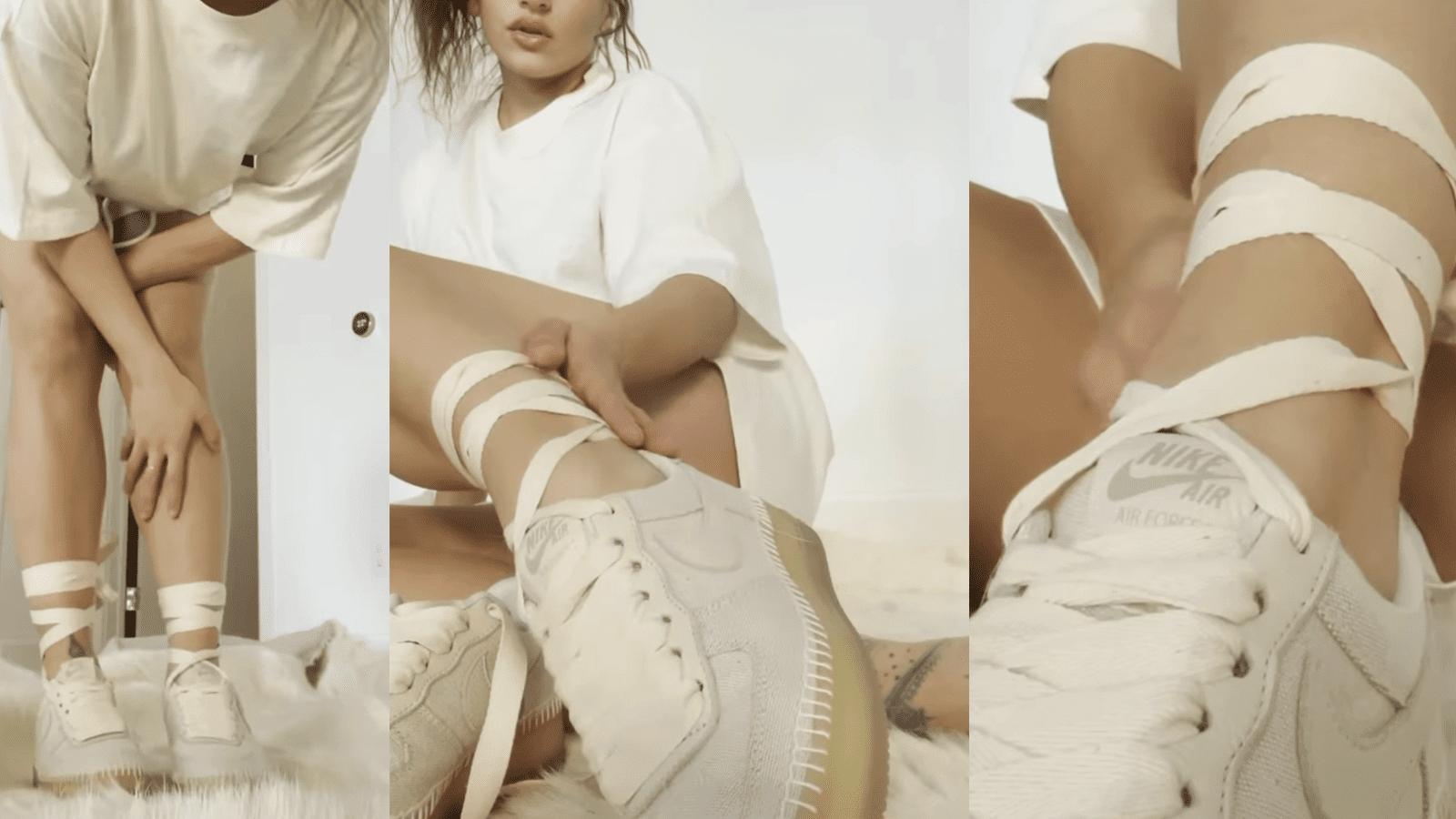 Nike y Rosalía