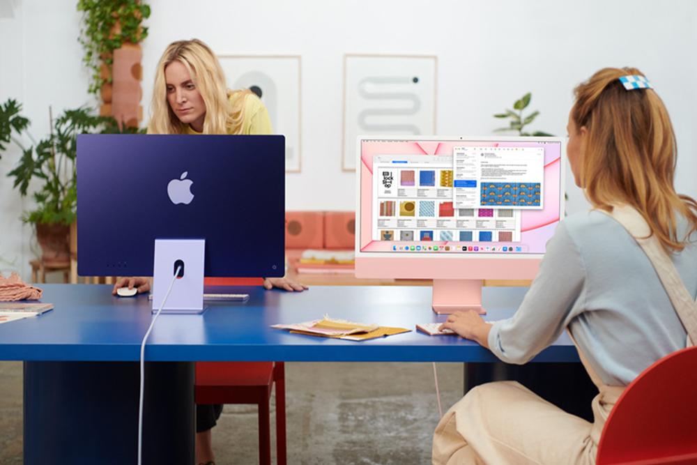Nuevo diseño iMac