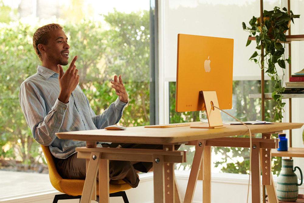 Nuevos colores de iMac