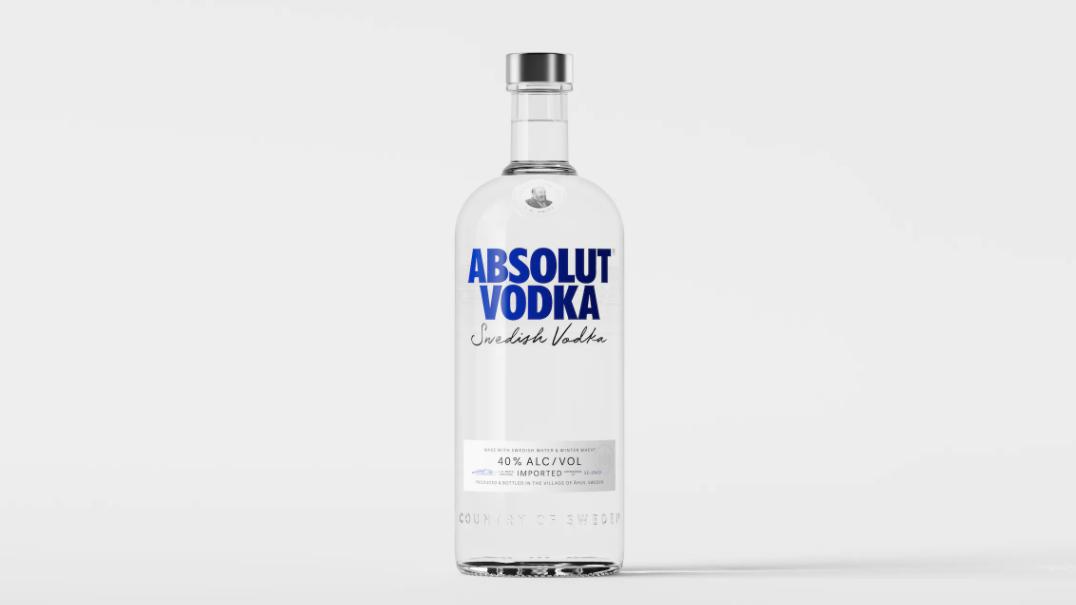 Restyling - Absolut Vodka
